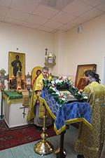 Божественная литургия 6 февраля 2014 г