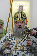 Освящение храма святой Блаженной Ксении Петербургской 6 февраля 2016 г