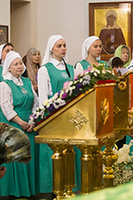 Божественная литургия 6 июня 2017 г