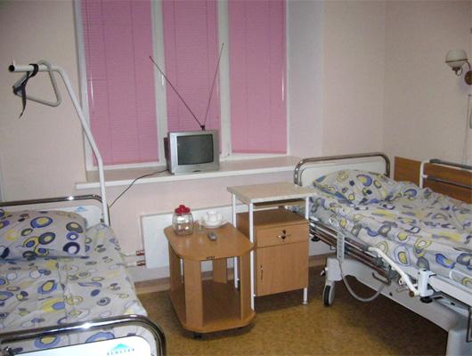 Палата травматологического отделения