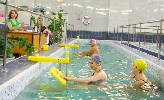 подводные тренажеры (имитатор гребли, ручной и ножной велосипед)
